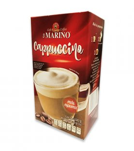 Cappuccinos - Sabor Original - Display con 6 sobres
