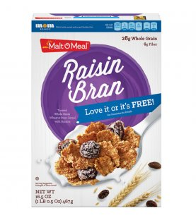 Malt-O-Meal Cereal Raisin Bran