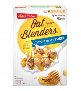Malt-O-Meal Cereal Honey & Oat Blender