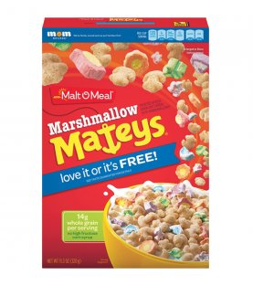 Malt-O-Meal Cereal Marshmallow Matey