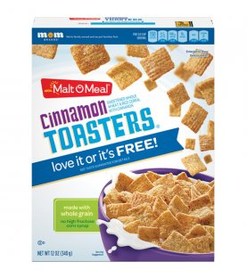 Malt-O-Meal Cereal Cinnamon Toasters