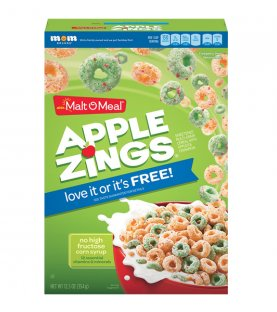 Malt-O-Meal Cereal Apple Zings