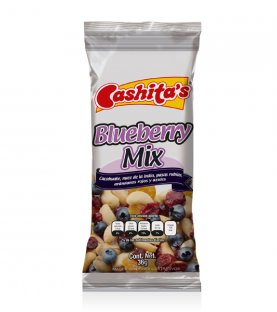 Cashitas Blueberry Mix 36 G.